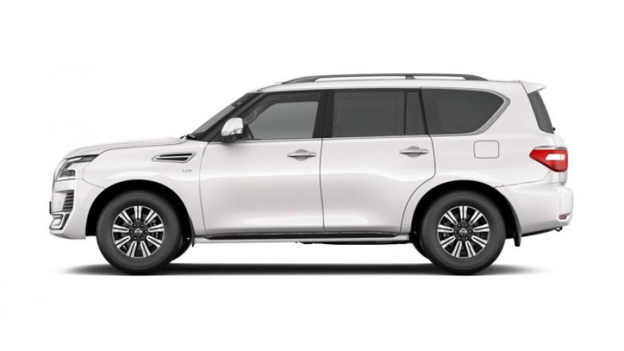 2020 Nissan Patrol Y62 Series 5 Ti-L Suv Image 31