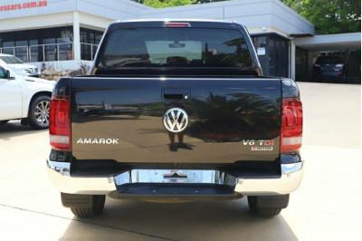 2018 Volkswagen Amarok 2H MY18 TDI550 Sportline Utility Image 4