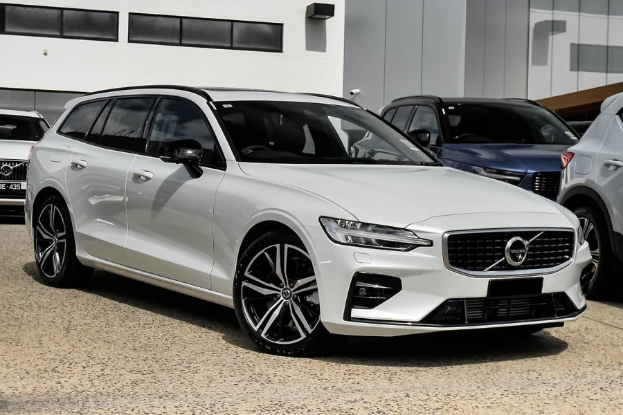 2019 MY20 Volvo V60 F-Series T5 R-Design Wagon Image 1