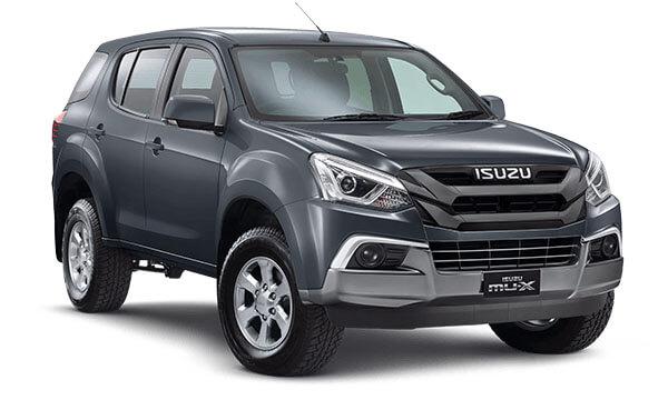 2021 MY19 Isuzu UTE MU-X LS-M 4x4 Wagon