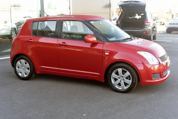 2008 Suzuki Swift RS415 RS415 Hatchback Image 4