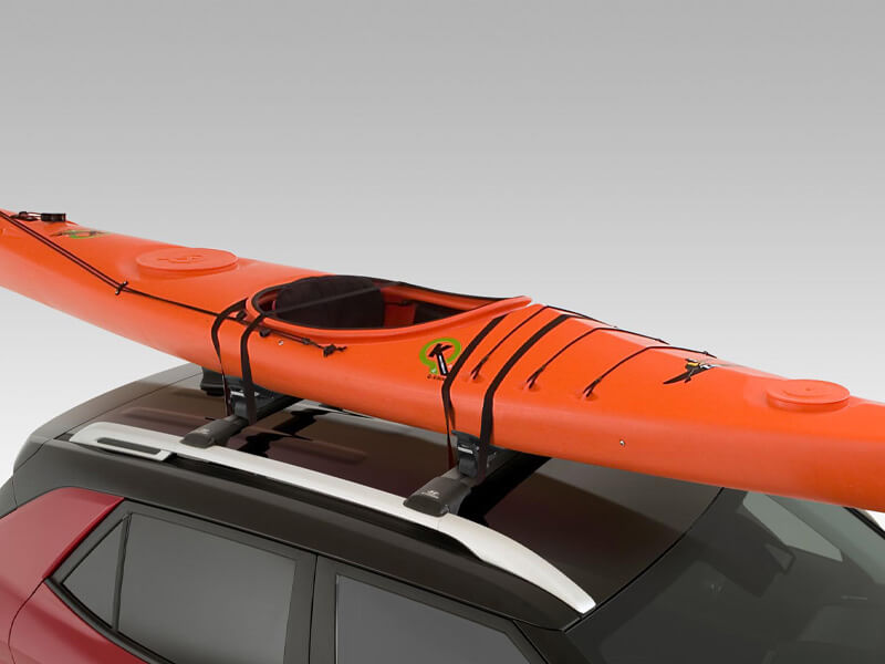 Kayak holder.