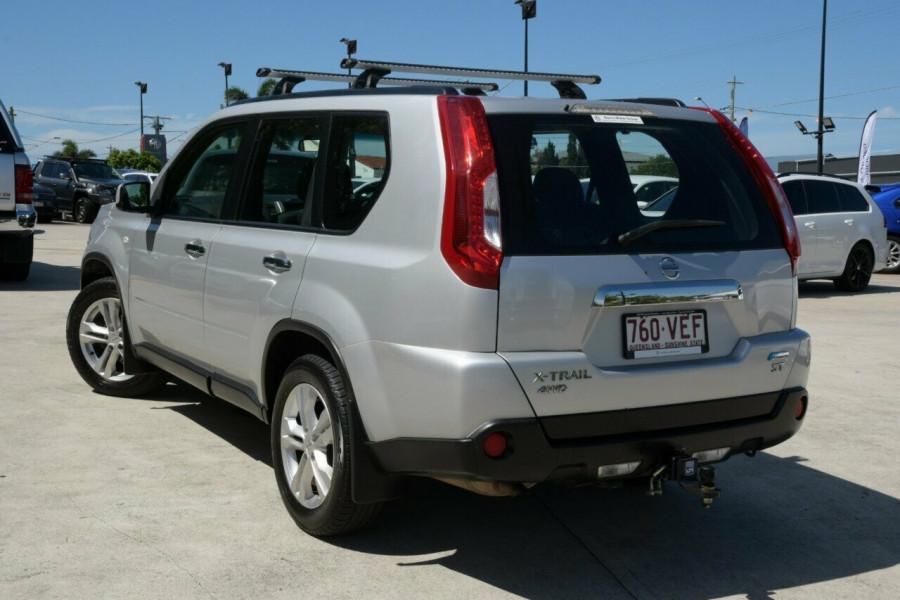 2013 Nissan X-Trail T31 Series V ST Suv Image 3