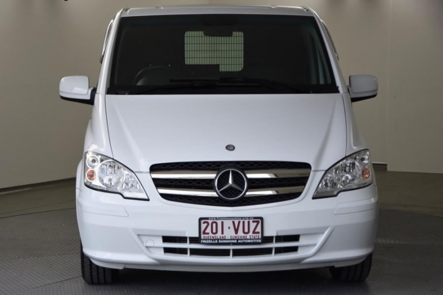 2013 Mercedes-Benz Vito 639 MY13 113CDI Van Image 2
