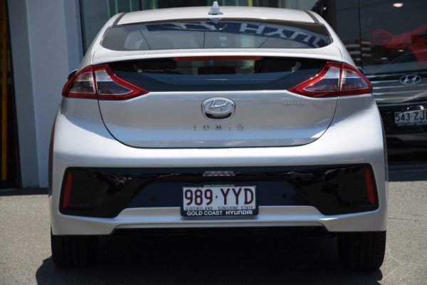 2018 MY19 Hyundai IONIQ AE.2 Electric Elite Hatchback Image 4