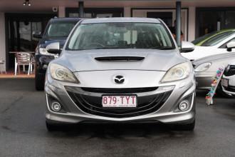 2009 Mazda 3 BL Series 1 MPS Luxury Hatchback