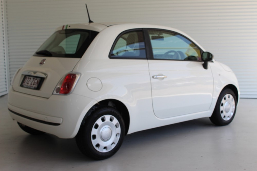 2014 Fiat 500 SERIES 3 POP Hatch