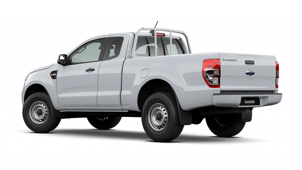 2020 MY21.25 Ford Ranger PX MkIII XL Super Cab Cab chassis Image 6