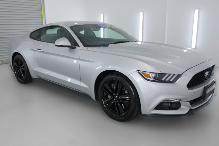2016 Ford Mustang FM FM Coupe
