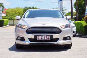 2016 MY17 Ford Mondeo MD Ambiente Hatch Hatchback