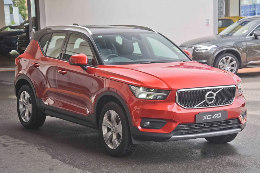 2018 Volvo Xc40 Momentum For Sale Volvo Cars Brisbane North