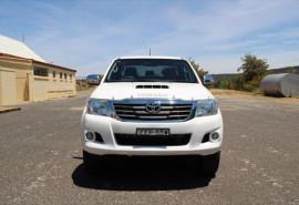 2013 MY12 Toyota HiLux KUN26R  SR5 Utility - dual cab