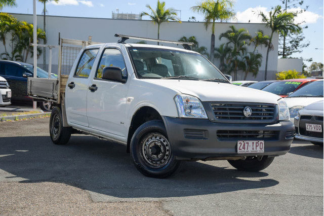 2005 Holden Rodeo RA MY05 DX Utility