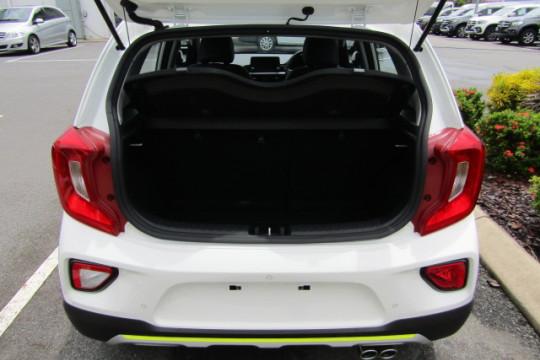 2018 MY19 Kia Picanto JA X-Line Hatchback