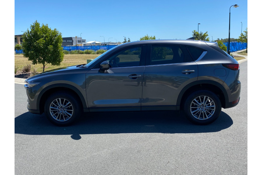2017 Mazda CX-5 KF4WLA Maxx Sport Suv