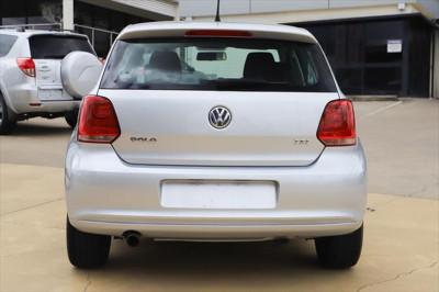 2010 Volkswagen Polo 6R 77TSI Comfortline Hatchback Image 4