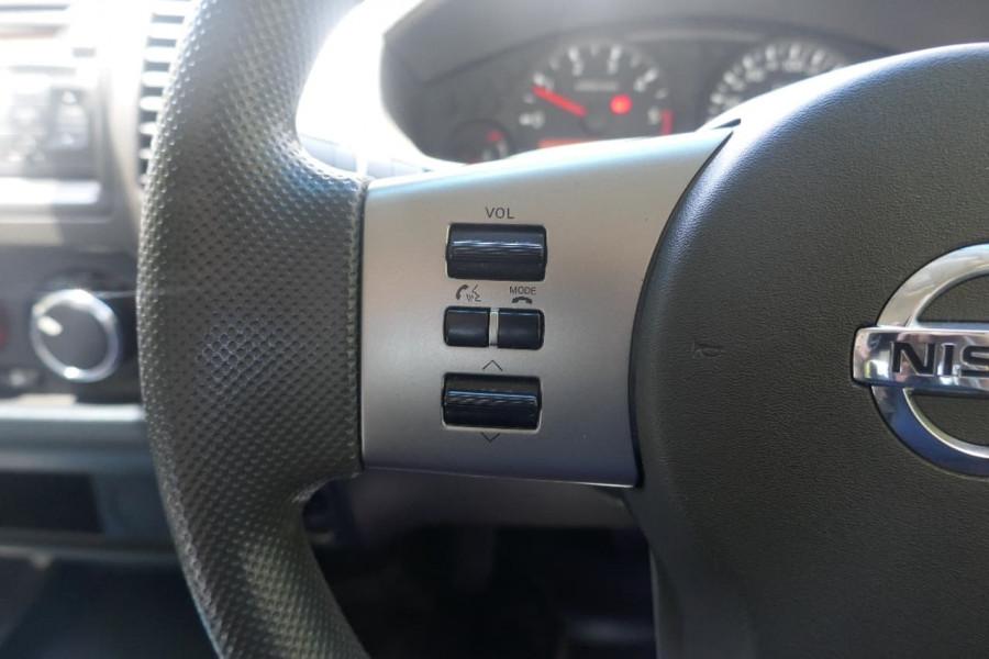 2014 Nissan Navara D4 RX Utility