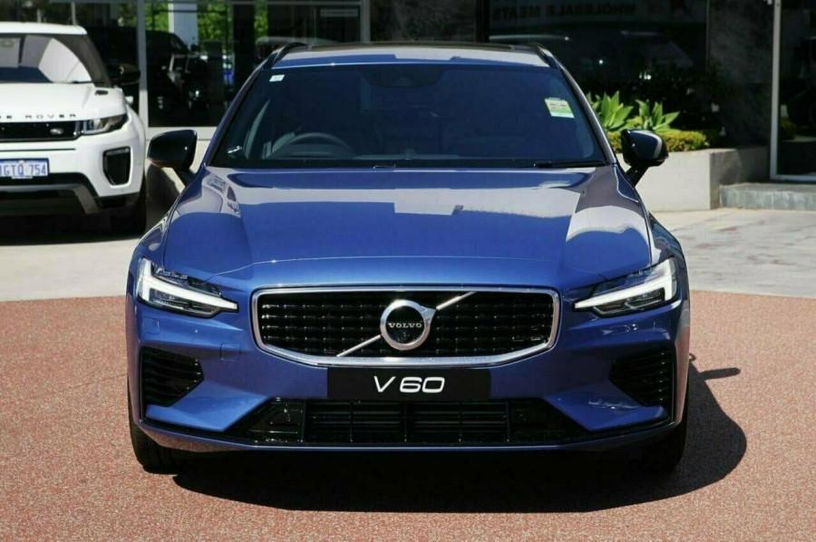 2019 MY20 Volvo V60 F-Series T8 R-Design Wagon Image 13