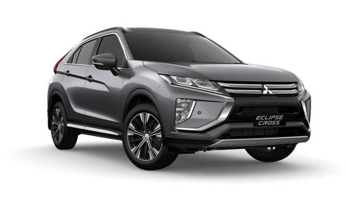 2018 Mitsubishi Eclipse Cross YA Exceed AWD Wagon