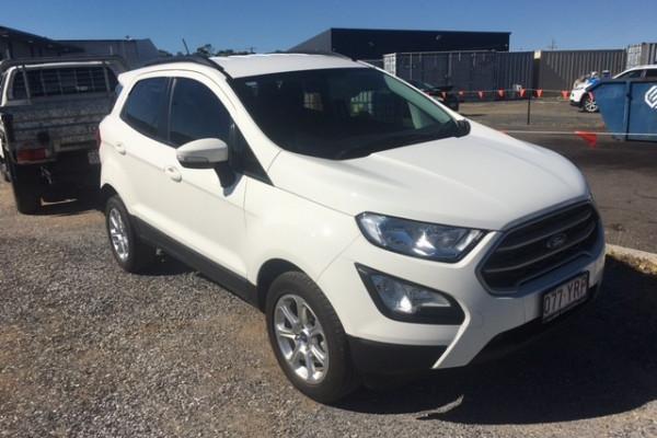 2018 Ford EcoSport BL 2018.75MY TREND Suv