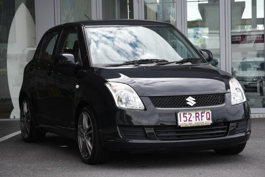 2010 Suzuki Swift RS415 RS415 Hatchback