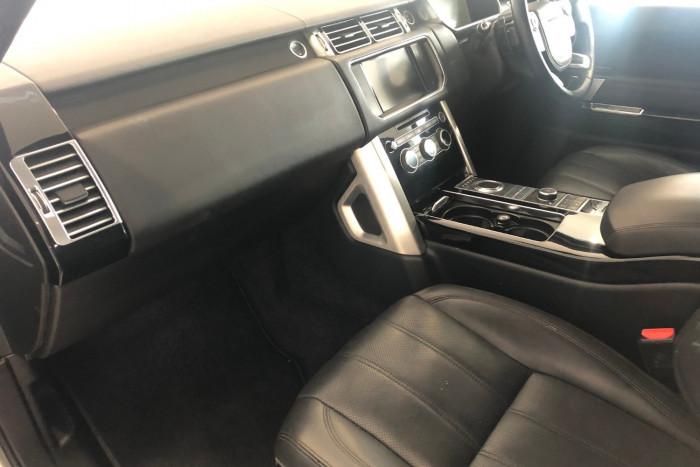 2016 MY16.5 Land Rover Range Rover L405 16.5MY TDV6 Suv
