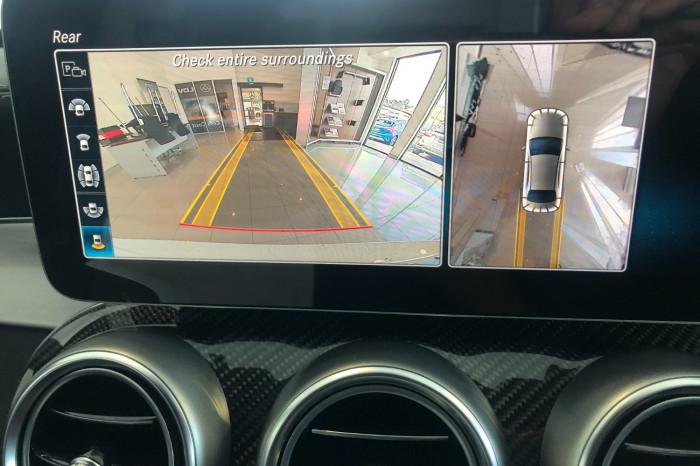 2021 Mercedes-Benz C Class Image 24