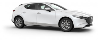 2020 MY21 Mazda 3 BP G20 Pure Other image 8
