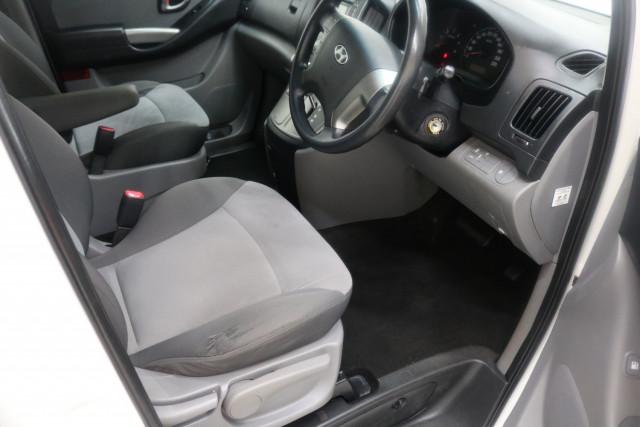 2015 Hyundai Imax TQ-W MY15 LWB Wagon