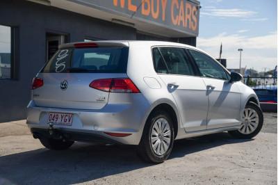 2014 Volkswagen Golf 7 MY14 90TSI Hatchback Image 4