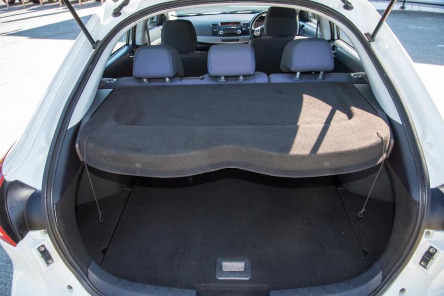 2009 Mitsubishi Lancer CJ MY10 VR Hatchback Image 20