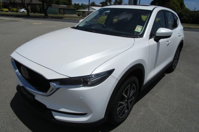 2019 Mazda CX-5 KF GT Suv Image 2