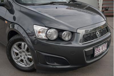 2015 Holden Barina TM CD Hatchback Image 3