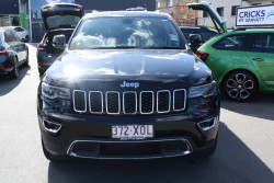 2017 Jeep Grand Cherokee WK Limited Wagon