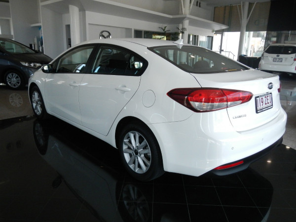 2016 MY17 Kia Cerato YD MY17 S Premium Sedan Image 5