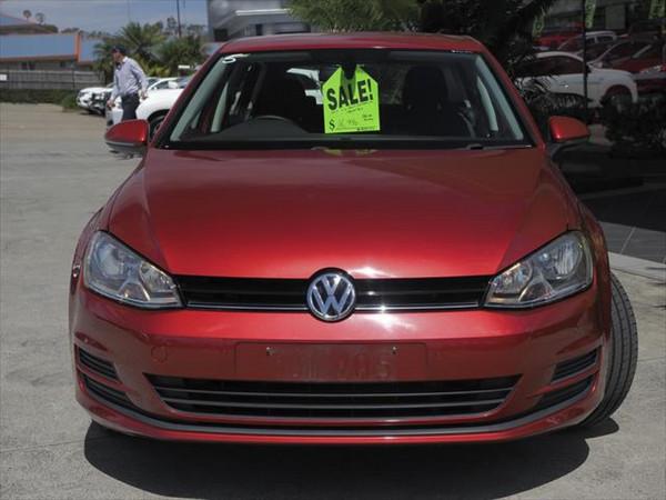 2013 Volkswagen Golf 7 90TSI Comfortline Hatchback image 8