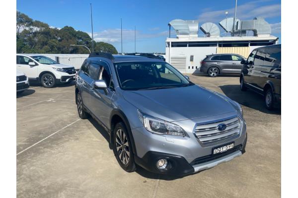 2017 Subaru Outback B6A  2.5i Premium Suv Image 5
