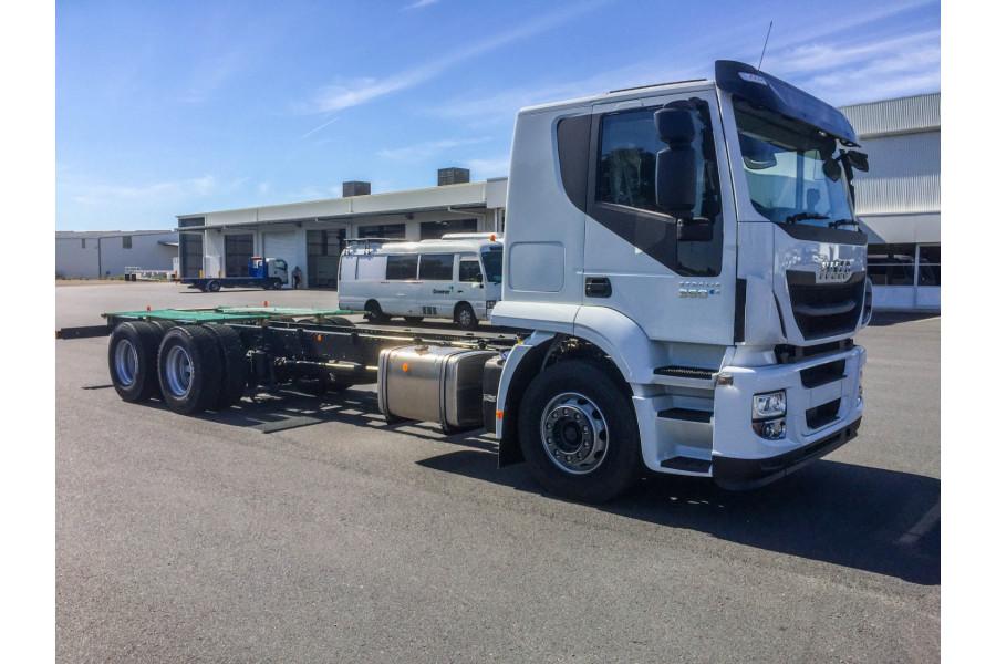 2021 Iveco Stralis ATi 360 Cab chassis