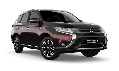 2018 Mitsubishi Outlander PHEV ZK Exceed Wagon
