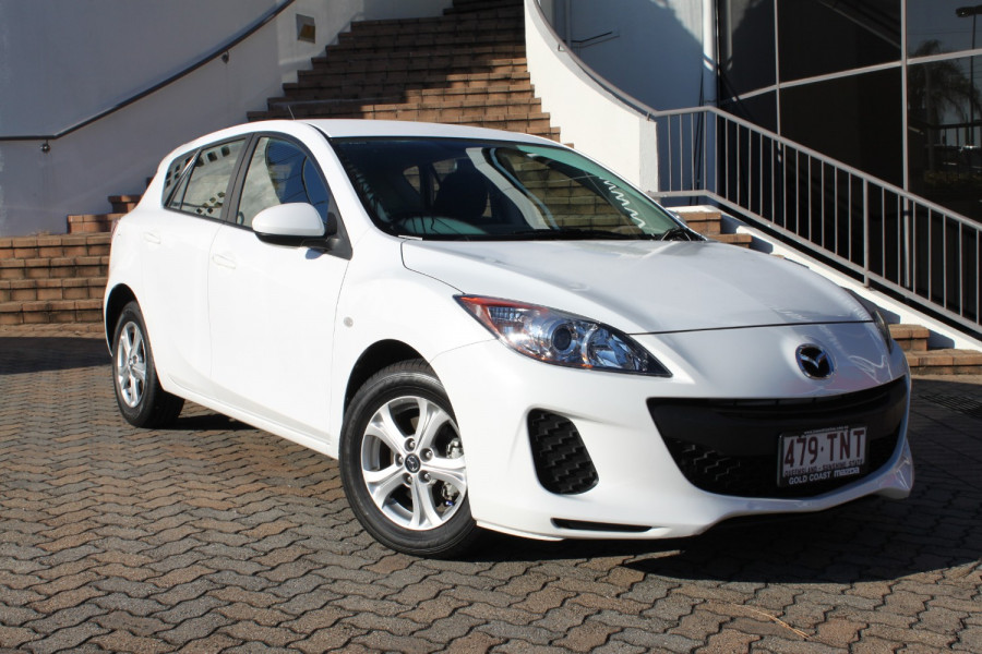2013 Mazda 3 BL10F2 MY13 Neo Hatch