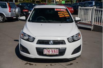2014 Holden Barina TM MY14 CD Sedan Image 3