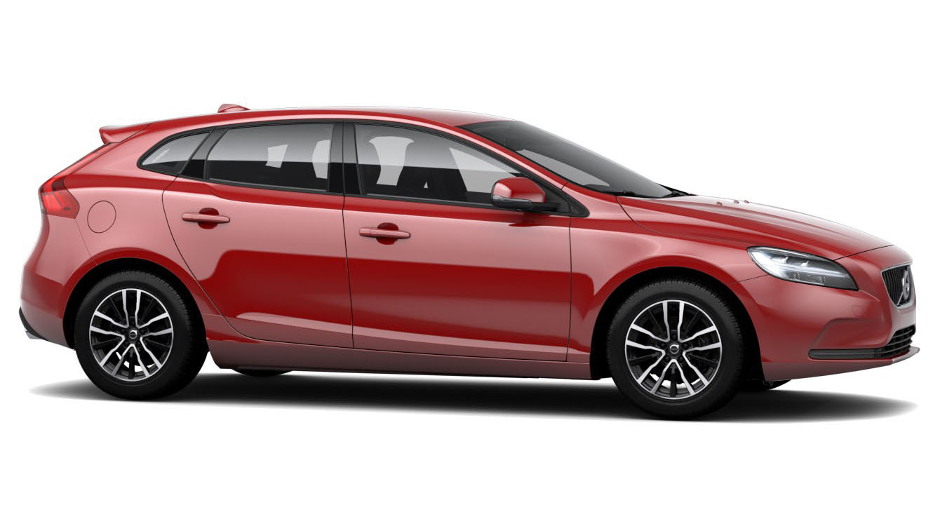 2018 Volvo V40 M Series T3 Momentum Sedan