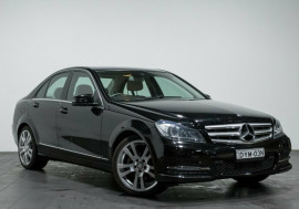 Mercedes-Benz C250 CDI Avantgarde 7G-Tronic + W204 MY13