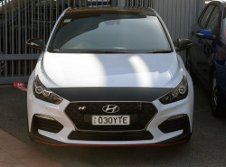 2018 MY19 Hyundai i30 PDe.3 N Performance Fastback Hatchback Image 2