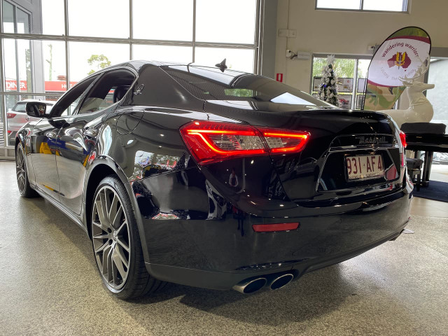 2016 Maserati Ghibli M157 MY16 S Sedan Image 7