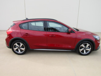 2019 MY20.25 Ford Focus SA 2020.25MY ACTIVE Hatchback