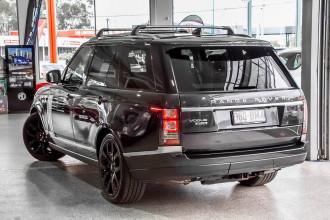 2017 Land Rover Range Rover L405 MY17 SDV8 Vogue SE Suv Image 3