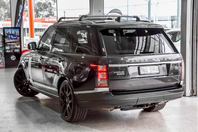 2017 Land Rover Range Rover L405 MY17 SDV8 Vogue SE Suv