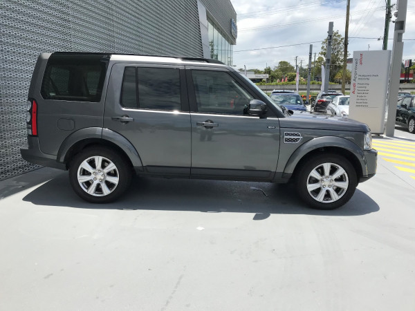 2015 Land Rover Discovery Vehicle Description.  4 L319 MY15 SDV6 HSE WAG SA 8sp 3.0DTT SDV6 Suv Image 4