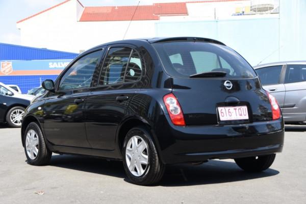 2010 Nissan Micra K12 K12 Hatchback Image 3